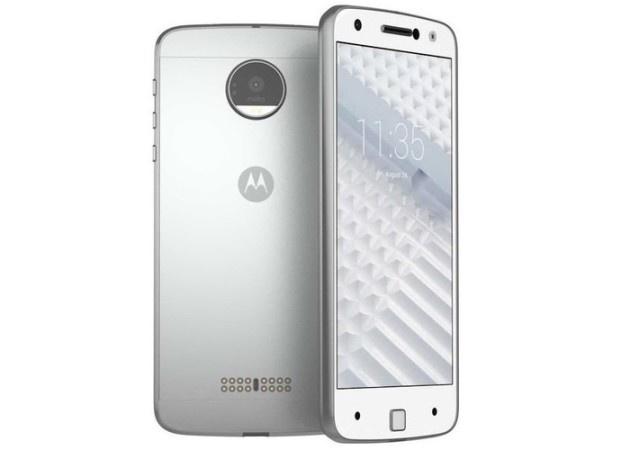 Posible diseño de Motorola Moto Z