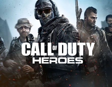 Imagen del jeugo Call of Duty Herores