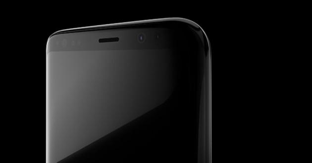 Samsung Galaxy S8 Pantalla