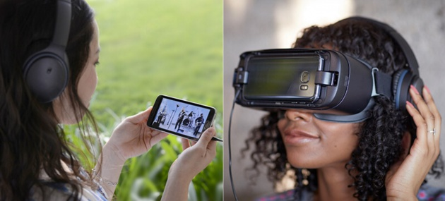Aplicaciones audio 3D Nokia