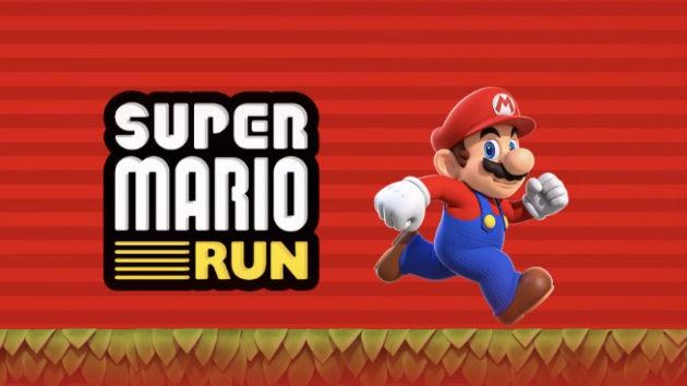 Juego Super Mario Run