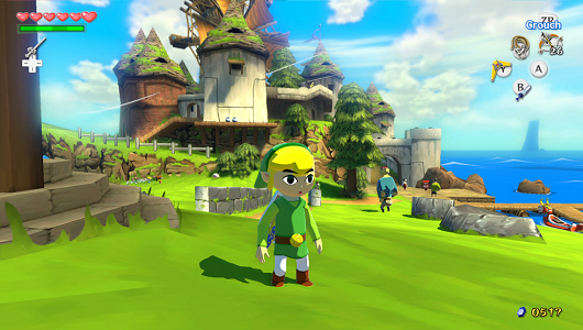 Legend of Zelda WindWaker