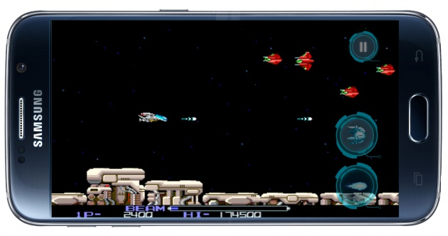 Juego R-TYPE