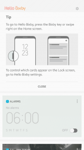 Instalar Bixby en tu teléfono
